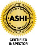 ASHI Certified Gold Seal